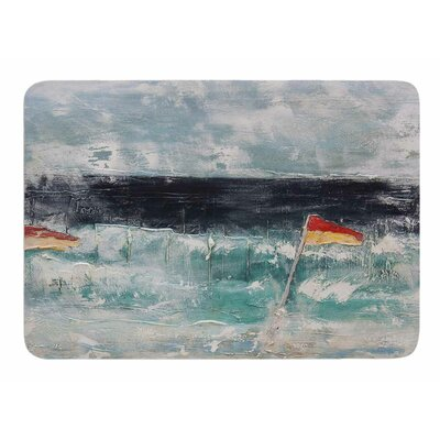 Great Pacific Pty Ltd by Steve Dix Memory Foam Bath Mat