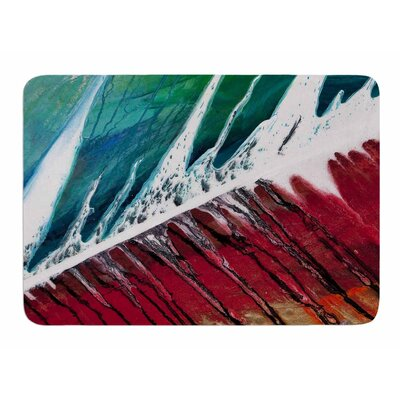 Splish Splash by Steve Dix Memory Foam Bath Mat