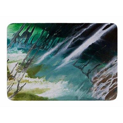 Ocean Majestic by Steve Dix Memory Foam Bath Mat