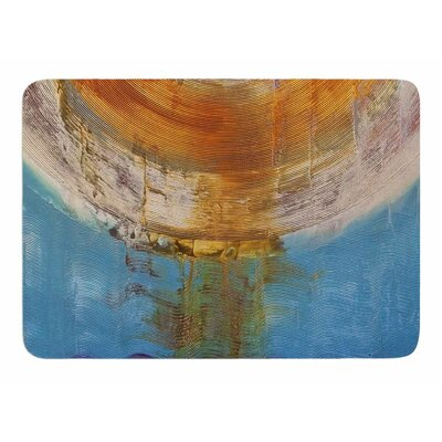 Source of Energy by Steve Dix Memory Foam Bath Mat