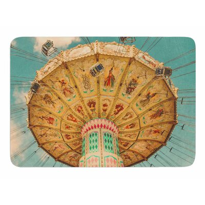 Jovial by Suzanne Hartford Memory Foam Bath Mat