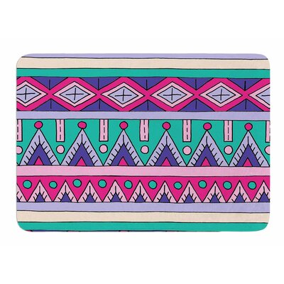 Tribal by Sarah Jericho Memory Foam Bath Mat
