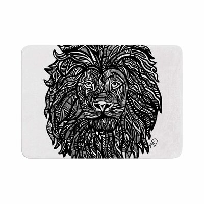 The Leon by Adriana De Leon Memory Foam Bath Mat Size: 24 W x 36 L