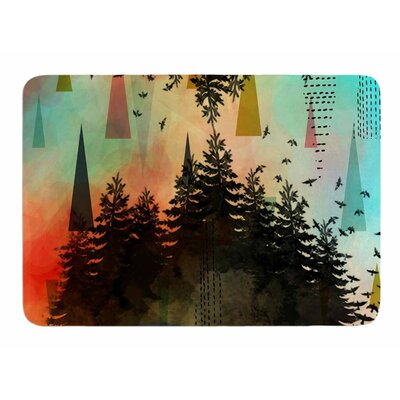 As Above, So Below by AlyZen Moonshadow Memory Foam Bath Mat