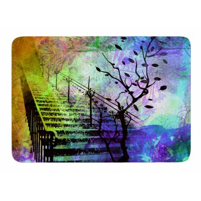 Stairway by AlyZen Moonshadow Memory Foam Bath Mat