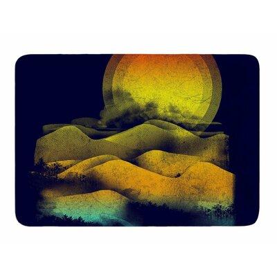 Sunset by Frederic Levy-Hadida Memory Foam Bath Mat