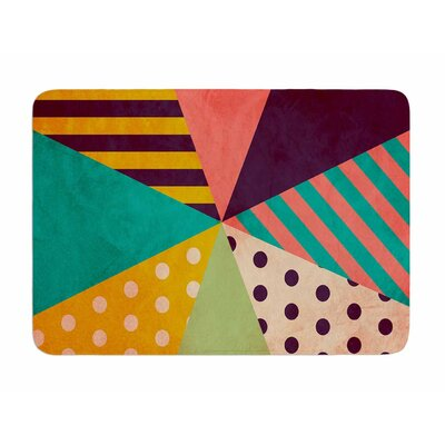 Umbrella by Louise Machado Memory Foam Bath Mat