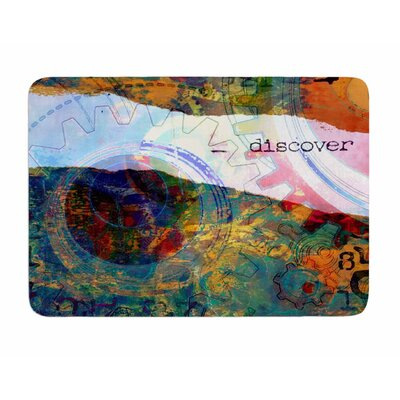 Discover 3 by AlyZen Moonshadow Memory Foam Bath Mat