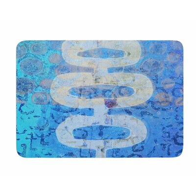 Arcane 1 by AlyZen Moonshadow Memory Foam Bath Mat