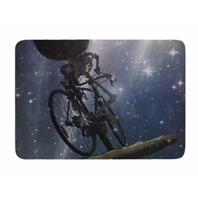 No Rest For the Wicked by alyZen Moonshadow Memory Foam Bath Mat