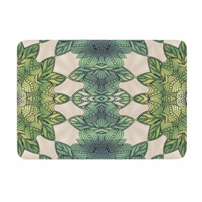 Forest Leaves by Art Love Passion Memory Foam Bath Mat