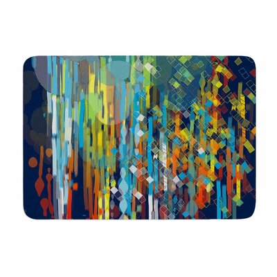Color Fall by Frederic Levy-Hadida Memory Foam Bath Mat