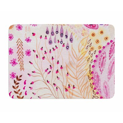Delicada by Li Zamperini Memory Foam Bath Mat