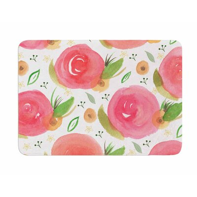 Florsle by Li Zamperini Memory Foam Bath Mat