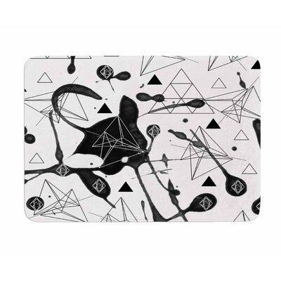 Geometric by Li Zamperini Memory Foam Bath Mat