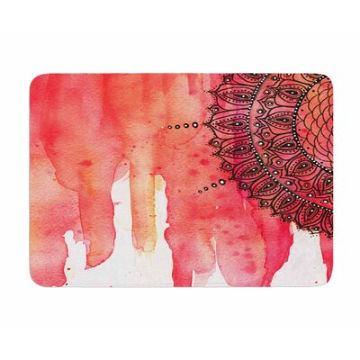 Mandala by Li Zamperini Memory Foam Bath Mat