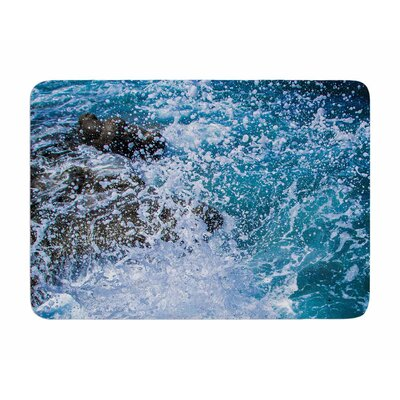 La Jolla Shores by Juan Polo Memory Foam Bath Mat