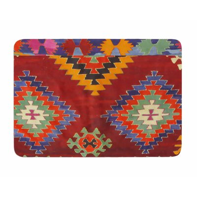 Tapestry Ethnic by S. Selma Z Memory Foam Bath Mat