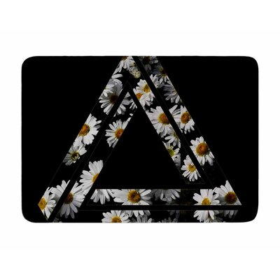 Impossible Daisy Chain by Alias Memory Foam Bath Mat