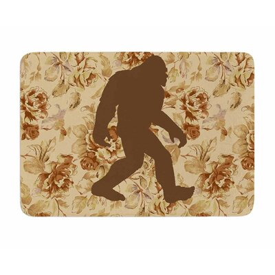 Bigfoot by Alias Memory Foam Bath Mat
