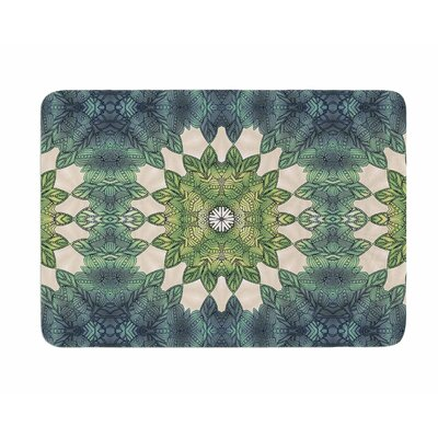 Forest Leaves Repeat by Art Love Passion Memory Foam Bath Mat