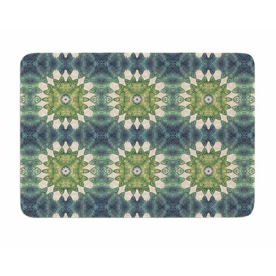 Forest Leaves Pattern by Art Love Passion Memory Foam Bath Mat