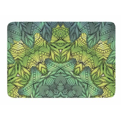 Fairy Mandala by Art Love Passion Memory Foam Bath Mat