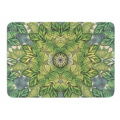 Celtic Mandala by Art Love Passion Memory Foam Bath Mat