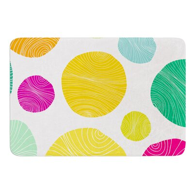 Eolo by Anchobee Memory Foam Bath Mat