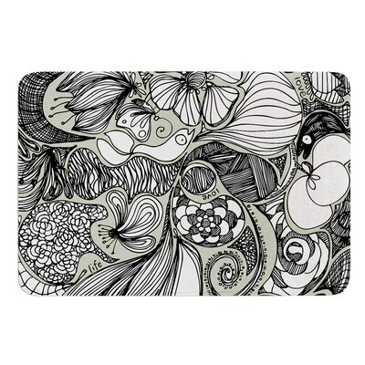 Doodle Dos by Anchobee Memory Foam Bath Mat
