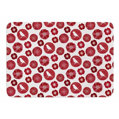 Lucrezia by Anchobee Memory Foam Bath Mat