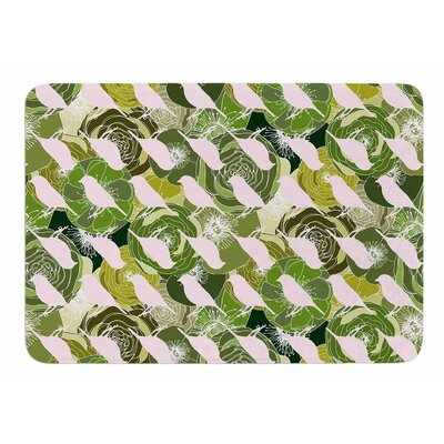 Aisha by Anchobee Memory Foam Bath Mat
