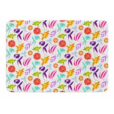 Iris by Anchobee Memory Foam Bath Mat