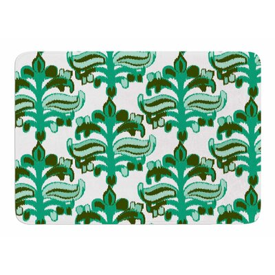 Chandelier Ikat by Amy Reber Memory Foam Bath Mat