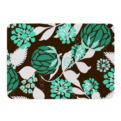 Bold Relief by Amy Reber Memory Foam Bath Mat