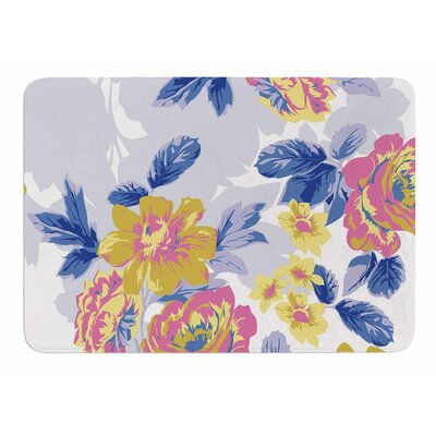Royal Garden by Gukuuki Memory Foam Bath Mat