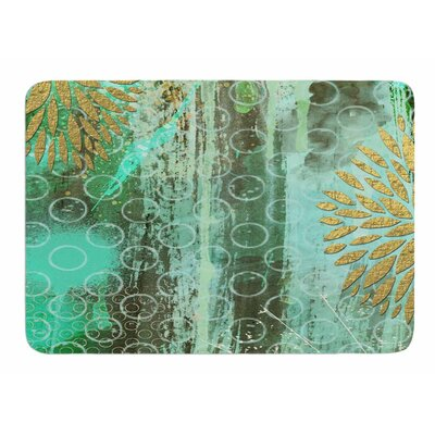 Land by Li Zamperini Memory Foam Bath Mat