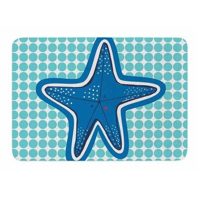 Estrella De Mar by MaJoBV Memory Foam Bath Mat