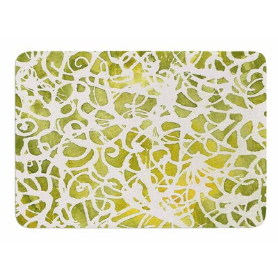 Spiral by Rosie Brown Memory Foam Bath Mat