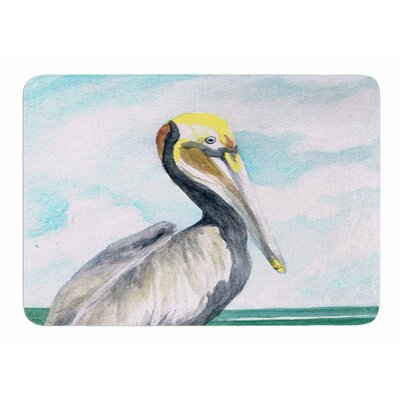 Pelican by Rosie Brown Memory Foam Bath Mat
