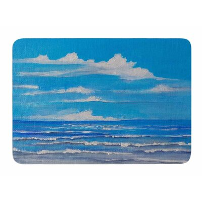 Sanibel Island by Rosie Brown Memory Foam Bath Mat
