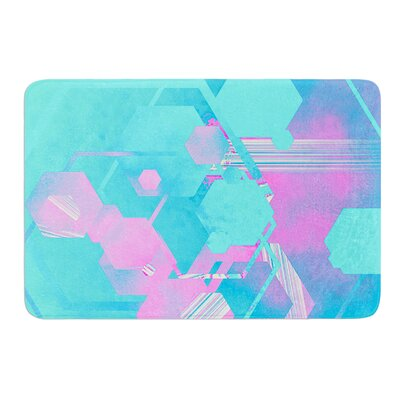 Emersion by Infinite Spray Art Memory Foam Bath Mat