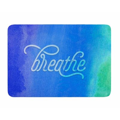 Breathe by Noonday Design Memory Foam Bath Mat