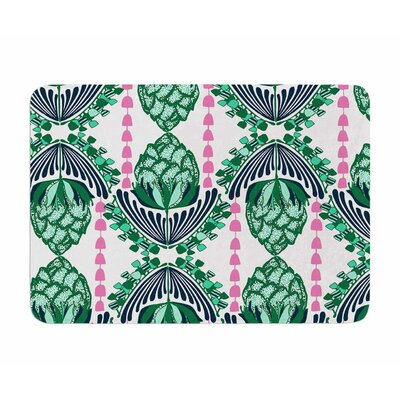 Tassles by Amy Reber Memory Foam Bath Mat