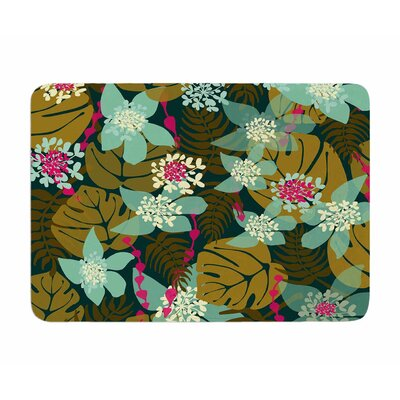 Tropical by Amy Reber Memory Foam Bath Mat