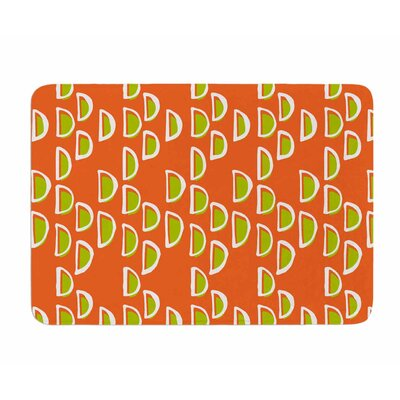 Geo Seed by Holly Helgeson Memory Foam Bath Mat