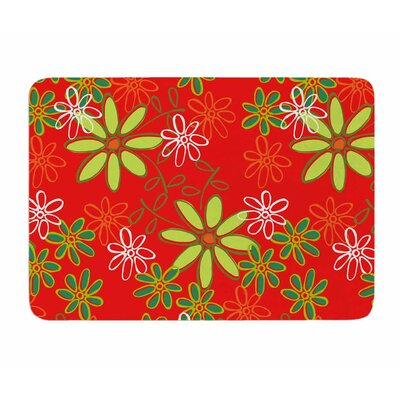 Daisy Mae by Holly Helgeson Memory Foam Bath Mat