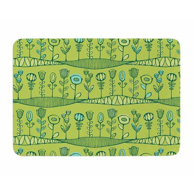 Hatties Garden by Holly Helgeson Memory Foam Bath Mat