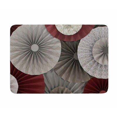 Merlot by Heidi Jennings Memory Foam Bath Mat