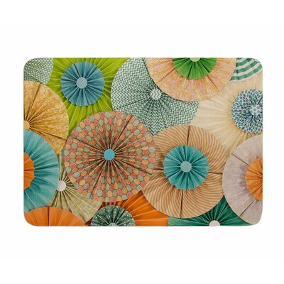 Summer Party by Heidi Jennings Memory Foam Bath Mat